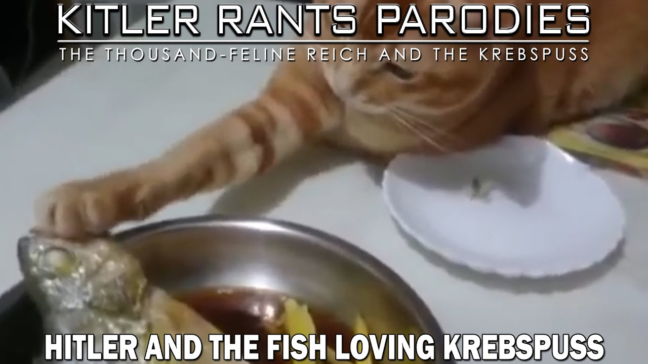 Hitler and the fish loving Krebspuss