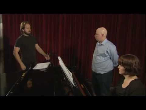 Les Miserables 25th Anniversary Special Edition - Alfie Boe teaches Matt Lucas how to sing