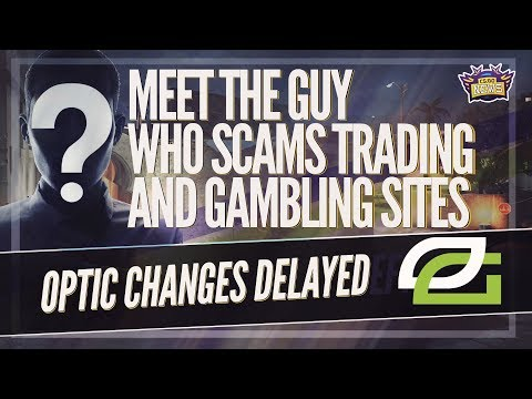 EliGE Joining Brazilian Roster? OpTic Changes Delayed and Guy SCAMS Multiple Sites