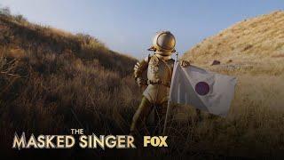 The Clues: Astronaut | Season 3 Ep. 8 | THE MASKED SINGER