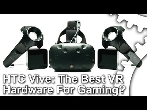 HTC Vive Review: The State-Of-The-Art In VR Technology