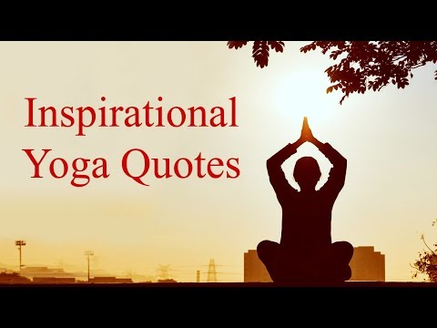 Inspirational Yoga Quotes, Sayings & Thoughts for Inner Peace & Calm