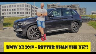 BMW X3 2019 - TEST / REVIEW
