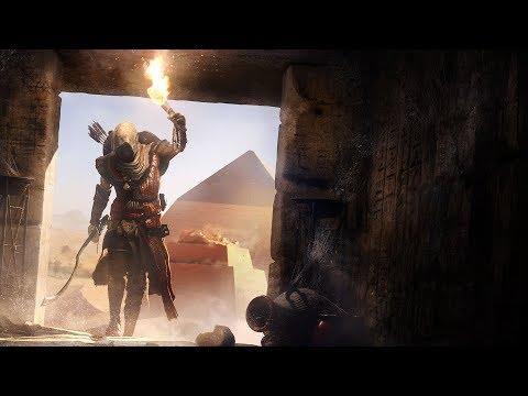 Assassin's Creed Origins stream 4 Alexandria