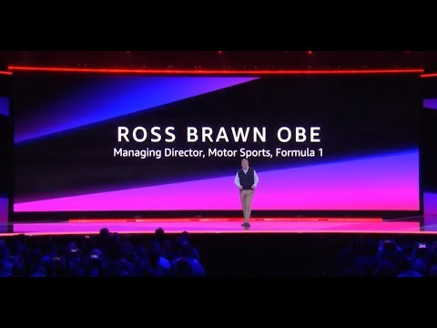 AWS re:Invent 2018: Ross Brawn from Formula 1 Shares how Machine Learning is Transforming Racing
