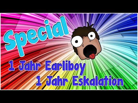 1 Jahr Earliboy - SPECIAL   Best of Projekte   Earliboy