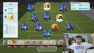 THE BEST FIFA TEAM POSSIBLE!!!!!!
