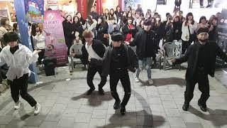 킹덤즈(Kingdoms)/ 고민보다 GO(GOGO)-방탄소년단(BTS) 20191014 홍대(HongDae)…
