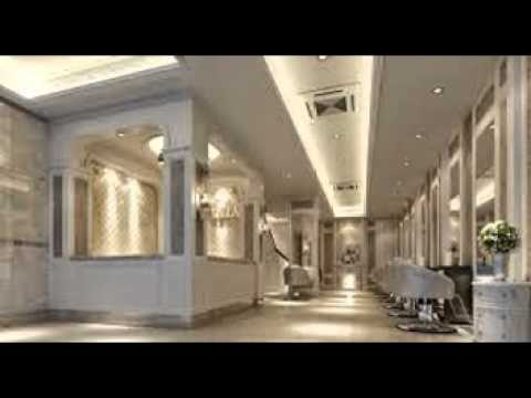 Hair Salon Interior Design - Youtube