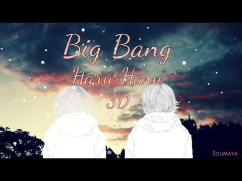 BIGBANG - HARU HARU(하루하루) [ 3D USE HEADPHONES ]