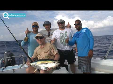 Seychelles #1 of top 5 fishing operators on Praslin - One Love Boat Charter