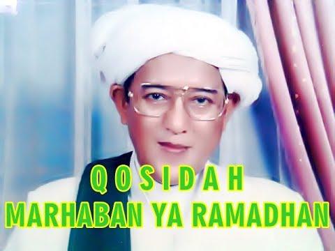 Qosidah Marhaban Ya Ramadhan Dibawakan oleh Abah Guru Sekumpul