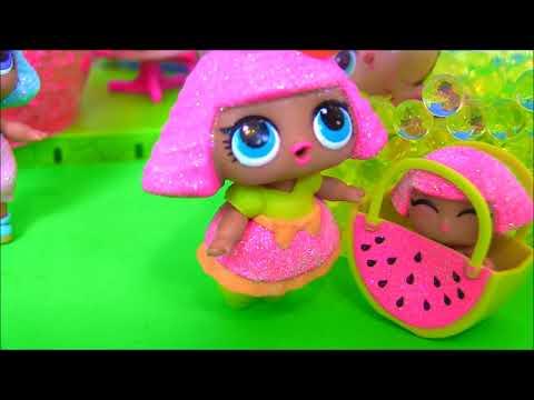 видео: Куклы Лол #lol surprise Сюрпризы ЛОЛ #Видео для девочек! Мультик с игрушками! Пупсы Лол