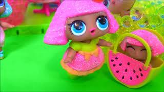 Куклы Лол #LoL Surprise Сюрпризы ЛОЛ #Видео для девочек! Мультик с игрушками! Пупсы Лол