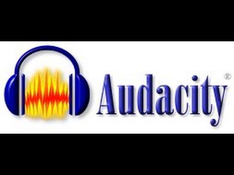 Как записать голос — Audacity
