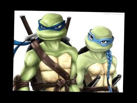 Tmnt 2007 Movie Leonardo Review En Espanol Youtube