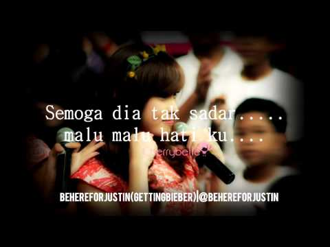 CherryBelle - Pura Pura Cinta - Lyric (ON SCREEN) HD