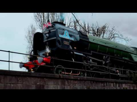 (4K) 60163 Tornado- THE SAINT DAVID 1st March 2017