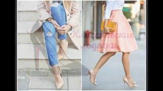 10 пар обуви, которые должны быть в гардеробе каждой женщины