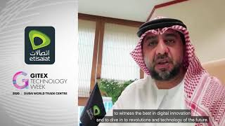 What our community is saying – Etisalat talks about GITEX 2020