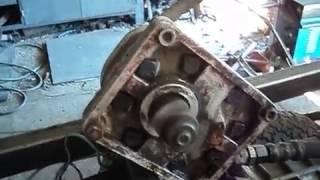 гидромотор ГМШ-32 работающий от НШ-10 #1