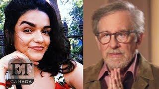 Spielberg Casts Rachel Zegler in 'West Side Story'