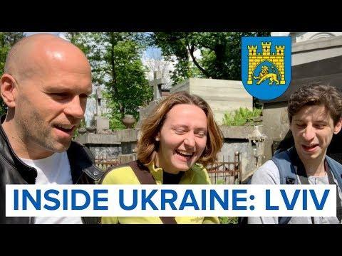 INSIDE UKRAINE: LVIV
