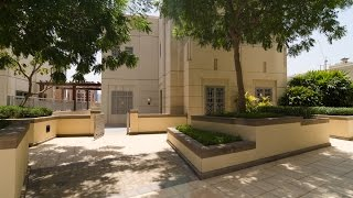 3 bedrooms burj residence villa for rent