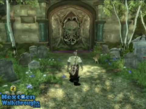 & Fable 2 - Demon Doors - Bowerstone Cemetery | WikiGameGuides - YouTube