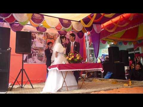 MC đám cưới vui đáo để.