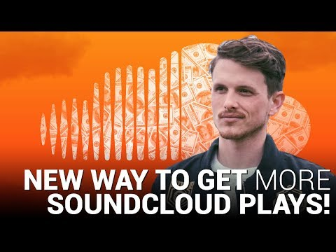 THE NEW WAY TO GET MORE SOUNDCLOUD PLAYS!