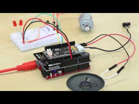 Arduino EasyVR shield 2.0 Module - Voice Recognition