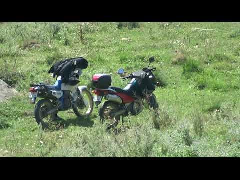 Buzau Mountains motorcycle trip
