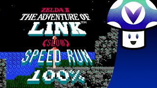 [Vinesauce] Vinny - Zelda 2: The Adventure of Link - [Slow] Speed Run in 4:14:52 (100%) + Art!(Vinny streams Zelda 2: The Adventure of Link for NES live on Vinesauce! Subscribe for more Full Sauce Streams ▻ http://bit.ly/fullsauce YouTube Gaming and ..., 2016-09-04T14:57:34.000Z)