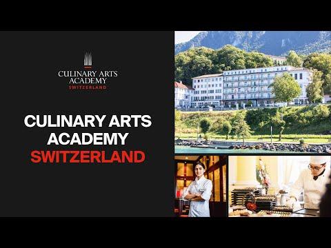 Culinary Arts Academy Switzerland