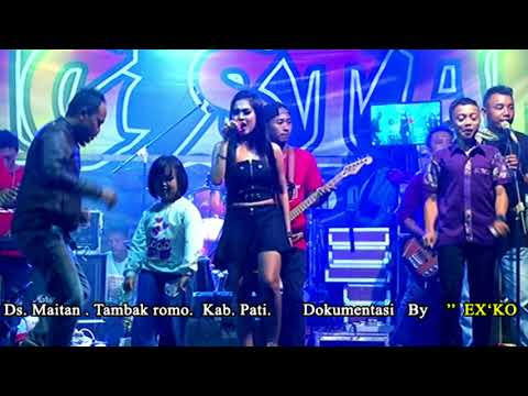 Lagu paling gres live new king star padas todanan
