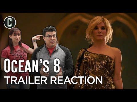 Ocean's 8 Trailer #2 Reaction & Review
