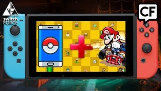 CF47: Switch Will Replace 3DS in Future? Pokemon GO + Mario Kart? New Ideas for Switch Games!