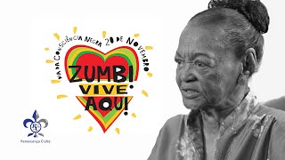 CULTNE - Tributo a Ruth de Souza - Zumbi Vive