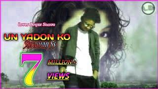 Lover Boyzz Sonua    Un Yadon Ko Mai Kaise Bhula Du    Shrawan Ss    New Nagpuri Sad Video 2018