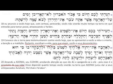 A SINCERA TESHUVÁ - SHACHARIT NITSAVIM - 5778