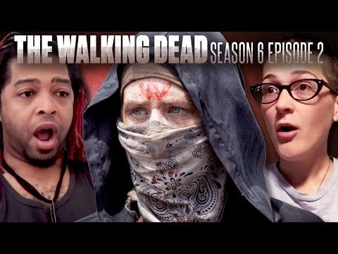 "The Walking Dead: Season 6 Episode 2 ""JSS"" Fan Reaction Compilation!"
