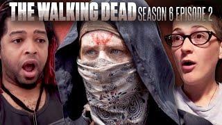"""Fans React To The Walking Dead Season 6 Episode 2: """"JSS"""""""