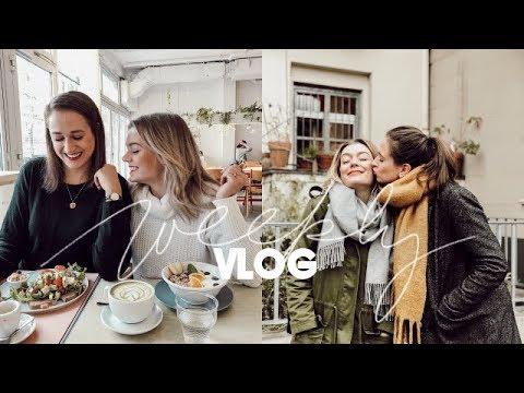 VLOGMAS-PLÄNE, GESANGSKANAL & GESCHENKEUNBOXING | Consider Cologne Weekly Vlog