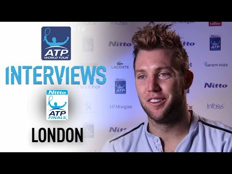 Sock Discusses Reaching SFs Nitto ATP Finals 2017