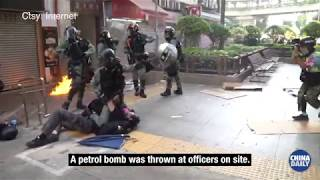 Police use of live ammunition reasonable