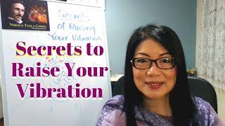 Secrets to Raise Your Vibration || Tesla Codes #20
