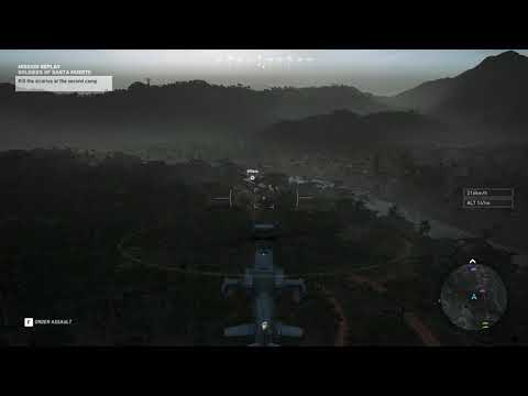 Ghost Recon Wildlands – Soldiers of Santa Muerte Vehicle Weapons Only Solo Challenge |