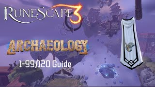 RuneScape 3  199/120 Archaeology Guide (Includes Mysteries and Research)