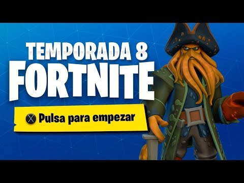 TEMPORADA 8 FORTNITE thumbnail